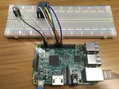 Raspberry Pi Project 1