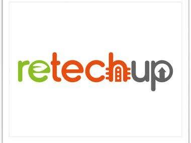 ReTechUp logo