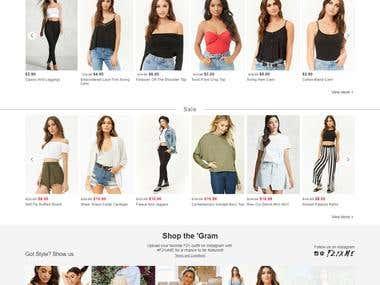 Online Shopping Forever