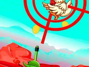 Chicken Defender by Sympo Games