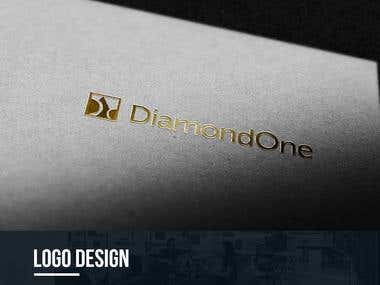 LOGO DESIGN - DIAMONDONE