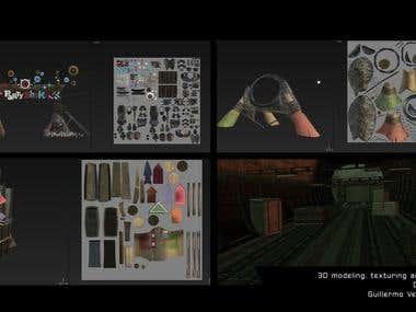 objects for program Disney tv