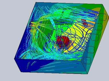 Electronics CFD & Thermal