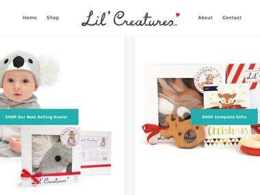 https://lilcreatures.com.au