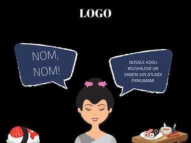 Social media post/Promotion