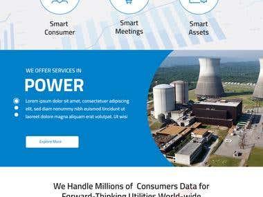 Power Management Company Website