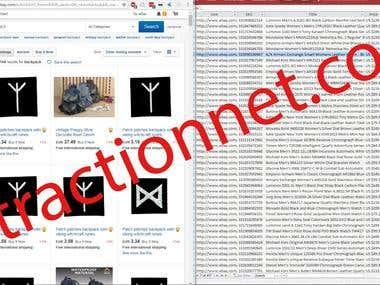 Ebay.com - Web scraping