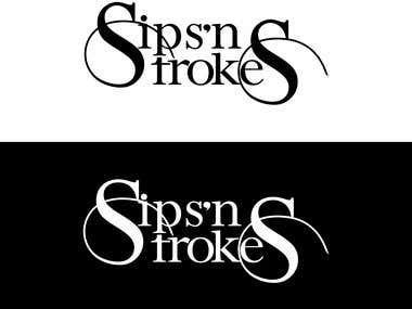 Sips'n Strokes