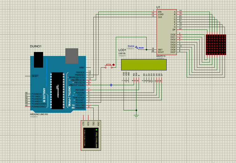 Proteus Simulations of Arduino | Freelancer