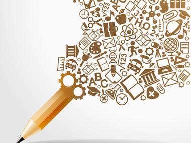 Creative Writing = Chaitanya V