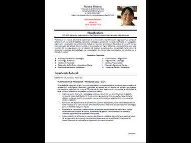 Curriculum Vitae | Resume
