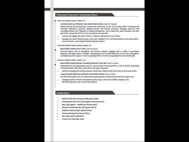 CV | Resume
