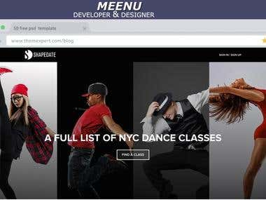 NYC Fitness Classes Aggregator