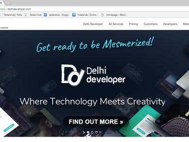 Delhi Developers