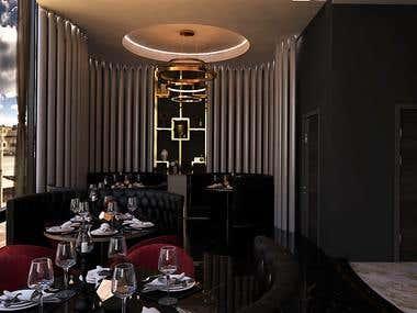 La Mere Sboha Restaurant/jeddah/saudi arabia