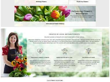 Flower E-Shop