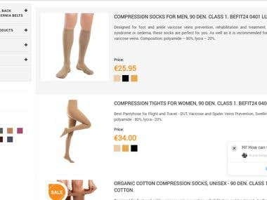 Posture correctors website