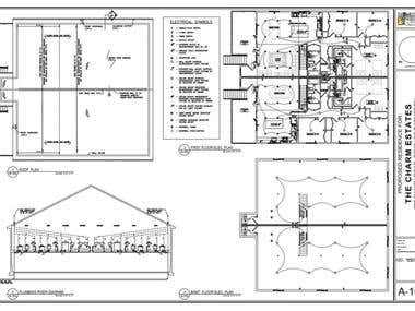Convert Architectural Drawings from PDF to CAD