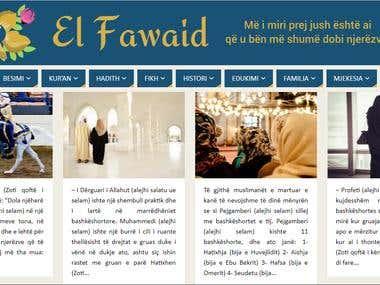El-Fawaid | Behu i dobishem