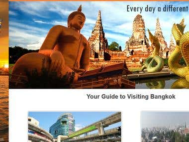 Thingstodoinbangkok in WordPress
