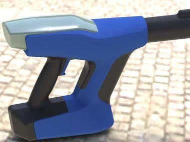 Sprayer Design for manufacturing