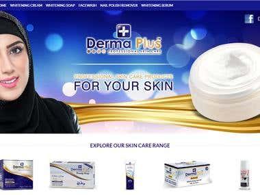 DermaPlus Site