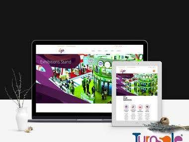 BGR Advertising Website Designing and Development