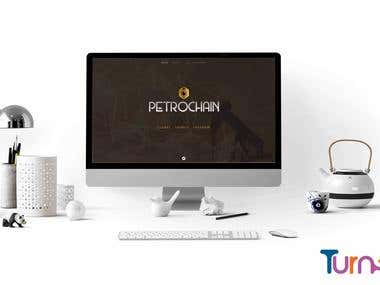 Petro Chain website Designing and Development