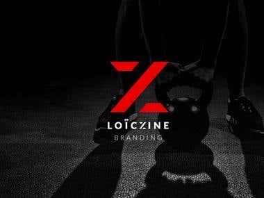 Lioc Zine - Fitness Instructor - Branding