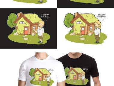 Avocado Toast House T-Shirt