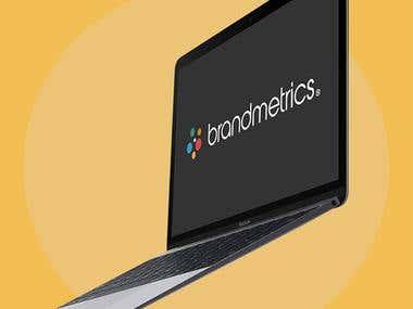 BrandMetrics Logo