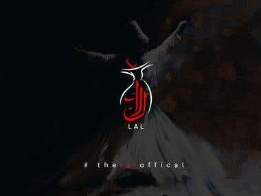 LAL Logo design