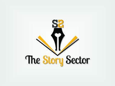 Story Writing Professional Logo