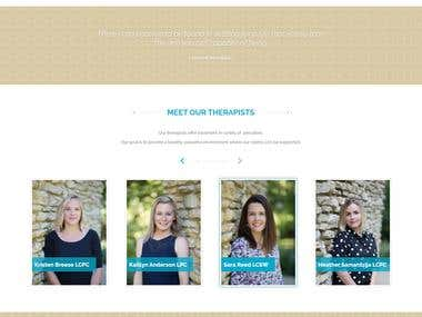 Counselling Works - Website Design