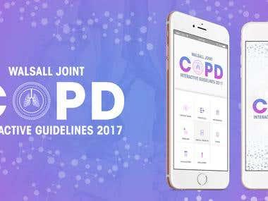 COPD - APP Design