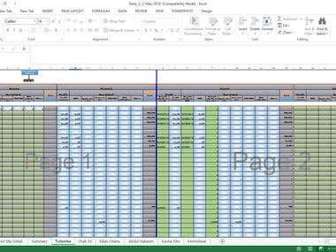 Working Data