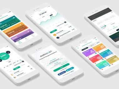 Finance Advisory App
