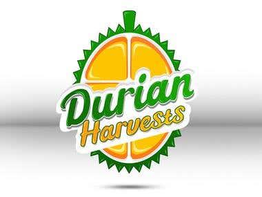 Durian Harvests Logo