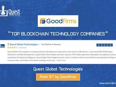 TOP Blockchain Development Company