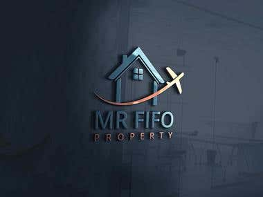 Mr. Fifo Logo Design