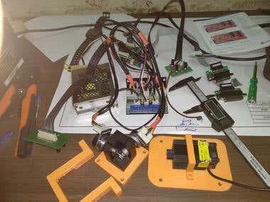 Laser Galvos Controller
