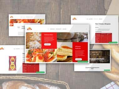 Proyecto Sitio Web Institucional Fábrica PANIN