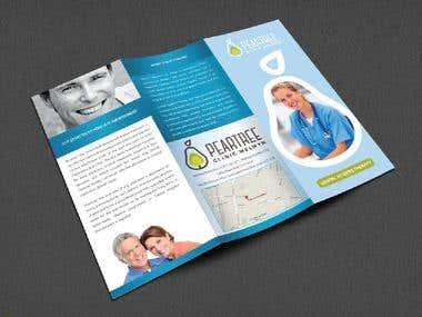 Trifold Leaflet Design