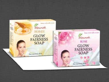 Cosmetic Product Packaging Design