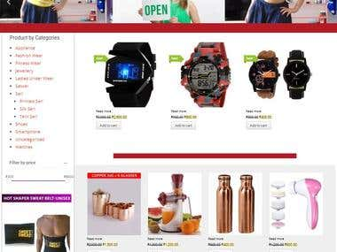 Online Stores Design