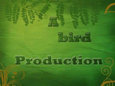 Animated logo/Intro