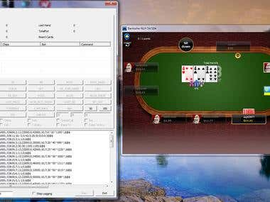 Software - Poker Playing Tool