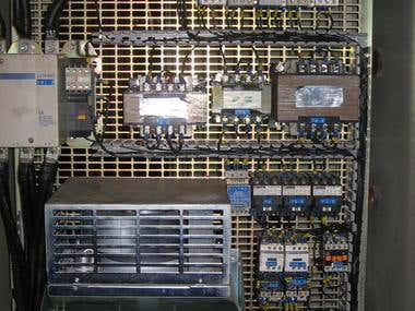 Modernizacion del sistema de control Embosadora