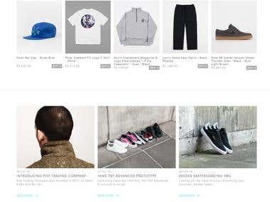 Shopify :- www.flatspot.com