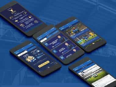 App Oficial Millonarios FC